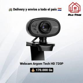 Webcam Argom Tech HD CAM20