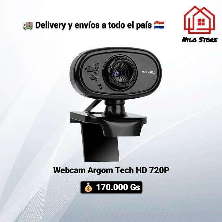 Webcam Argom Tech HD CAM20 - 0