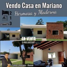 Casa en Mariano Roque Alonso Barrio Central