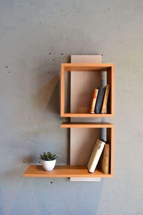 Repisas flotantes diseños minimalista - 3
