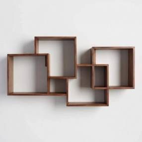 Repisas flotantes diseños minimalista