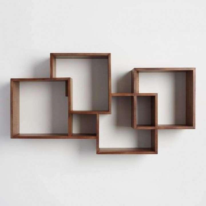 Repisas flotantes diseños minimalista - 0