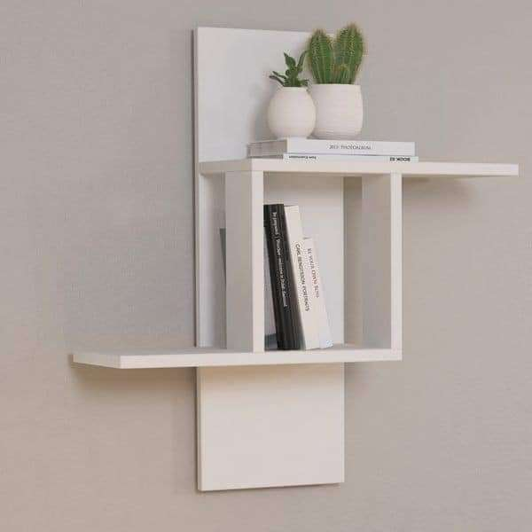 Repisas flotantes diseños minimalista - 2