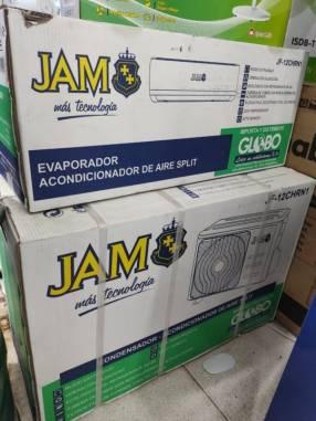 Acondicionador de aire Jam 12.000 btu
