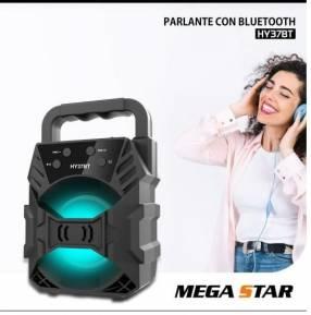 Parlantes bluetooth Mega Star