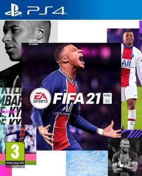 FIFA 2021 para PS4