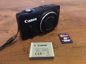 Cámara Canon PowerShot SX280 HS
