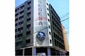 Oficina En El Centro De Asunción Cod.091