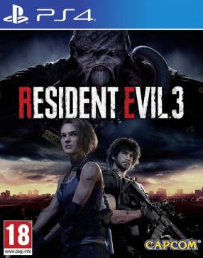 Resident Evil 3 para PS4