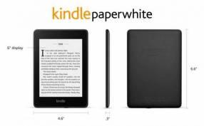 Libro electrónico Kindle Paperwhite 6 pulgadas wifi 32 gb