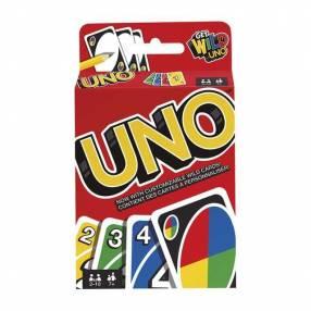 Juego de cartas UNO versión playa