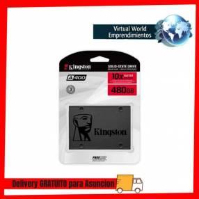 Disco duro ssd Sata3 480 gb Kingston