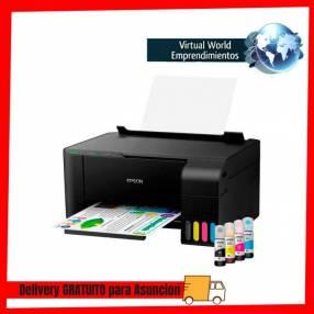 Impresora multifuncional Epson EcoTank L3110 bivolt