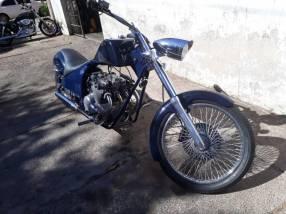 Moto Honda CB 650