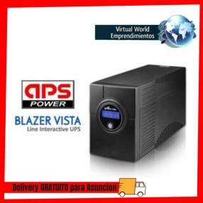 UPS 1500VA APS Power Blazer Vista línea interactiva