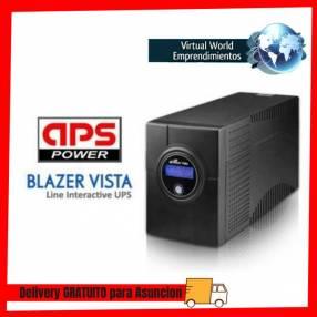 UPS 2000VA APS Power Blazer Vista línea interactiva