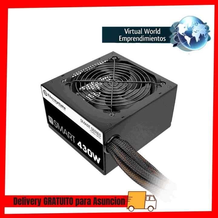 Fuente Thermal 430W Smart 80 Plus white PS-SPD-0430NPCWUS-W - 0