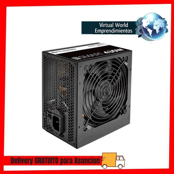 Fuente Thermal 430W Smart 80 Plus white PS-SPD-0430NPCWUS-W - 1