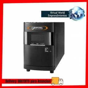 UPS Infosec 220V E4 lcd Pro 2000 VA On Line doble