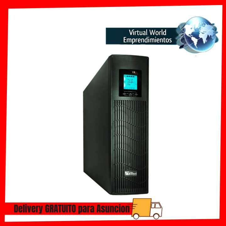 UPS1 KVA Netion Online rack - 0
