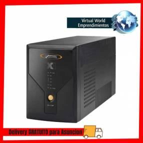 UPS Infosec 220V X1 2000VA línea interactiva