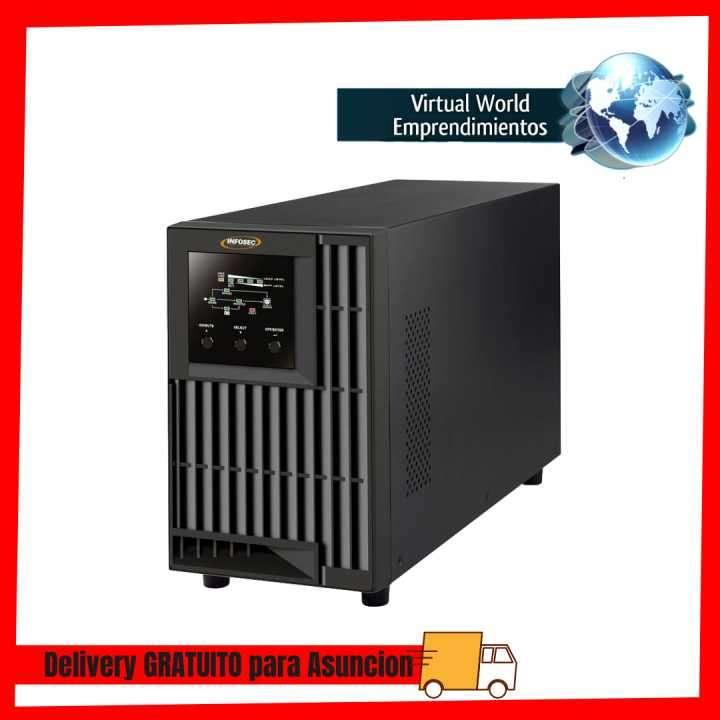 UPS Infosec 220V E4 Value 2000 VA Nema - 0