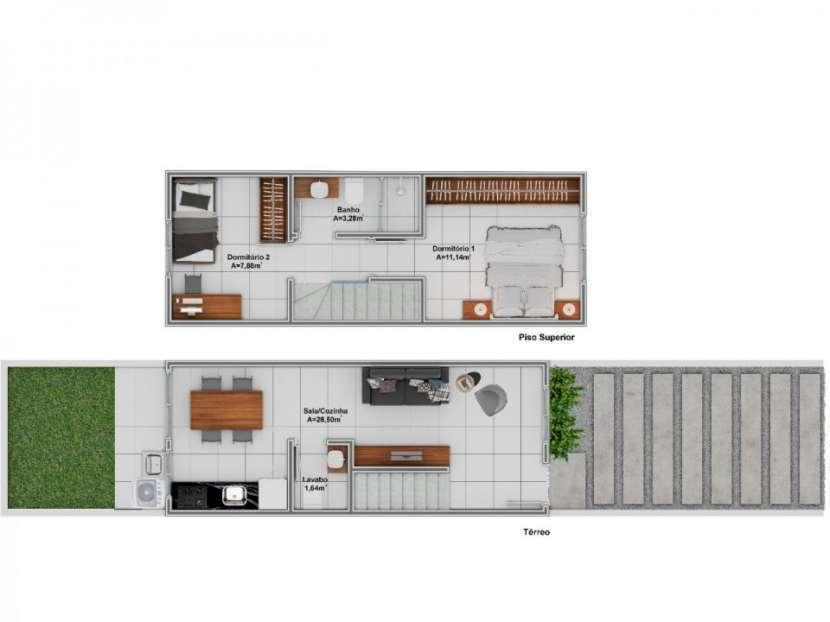 Duplex en Florianópolis - 1