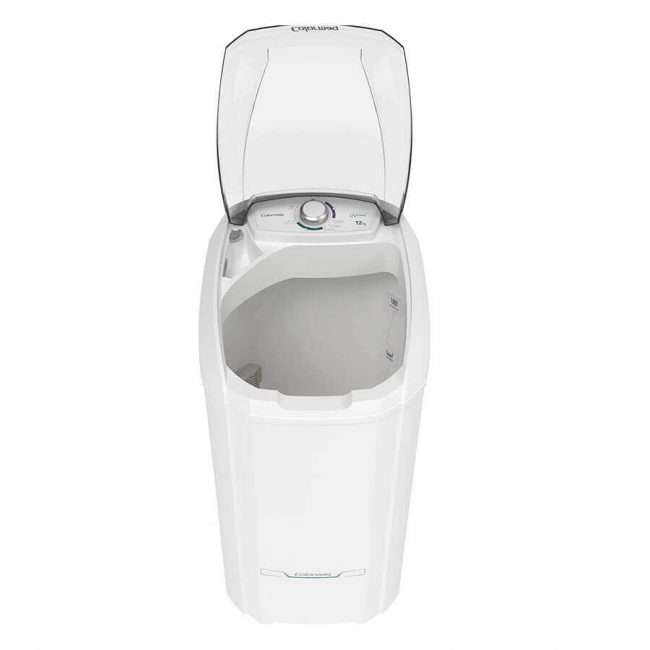 Lavarropas semiautomático Colormaq LCS blanco Abba 12 kilos - 2