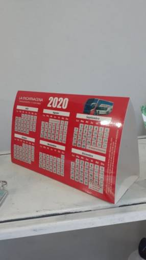 Calendarios de Escritorio 2021
