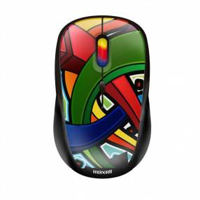 Mouse inalámbrico Maxell Urban
