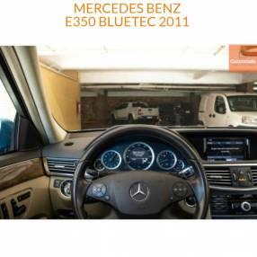 Mercedes benz diésel e 350 bluetec 2011