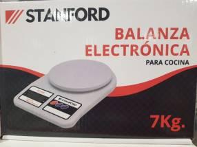Balanza electronica para Cocina