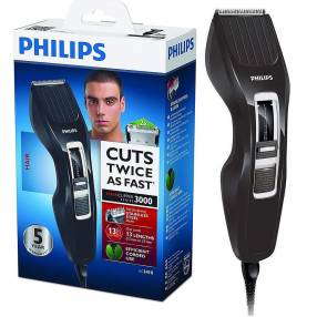 Corta pelo Philips inox HC3400/15