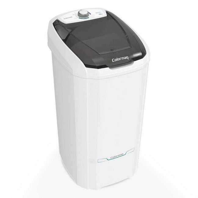 Lavarropas semiautomático Colormaq LCS blanco Abba 12 kilos - 0