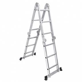 Escalera 12 peldaños 10 posiciones (7896582423039)