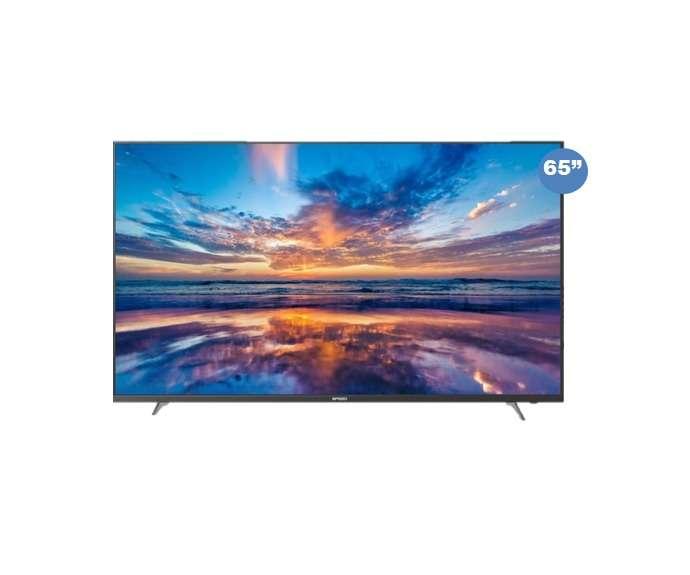 "SPEED TV 65"" SMART UHD 4K - 0"