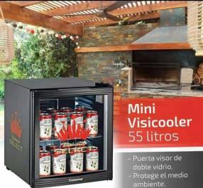 Mini visicooler de 55 litros consumer