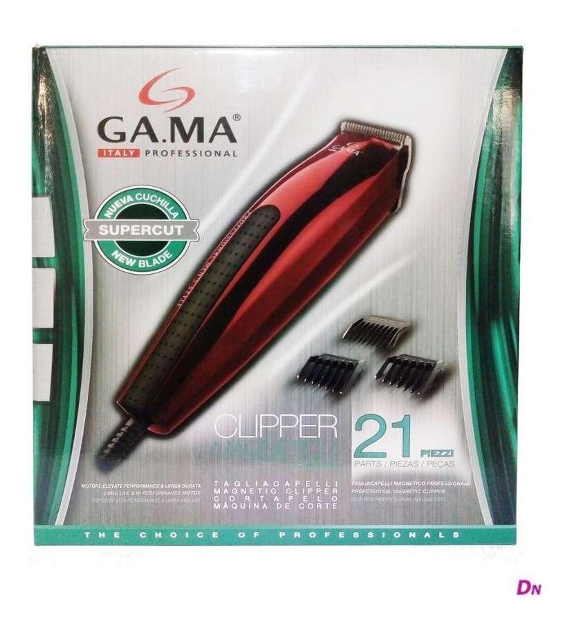 Cortapelo gama clipper magnetico gm560 21 piezas (1428) - 1