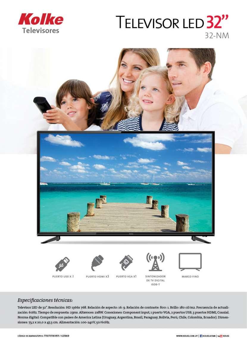 """TV KOLKE 43"""" SMART (2925) - 0"""