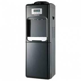 Dispenser de agua fria/caliente de pie con heladera