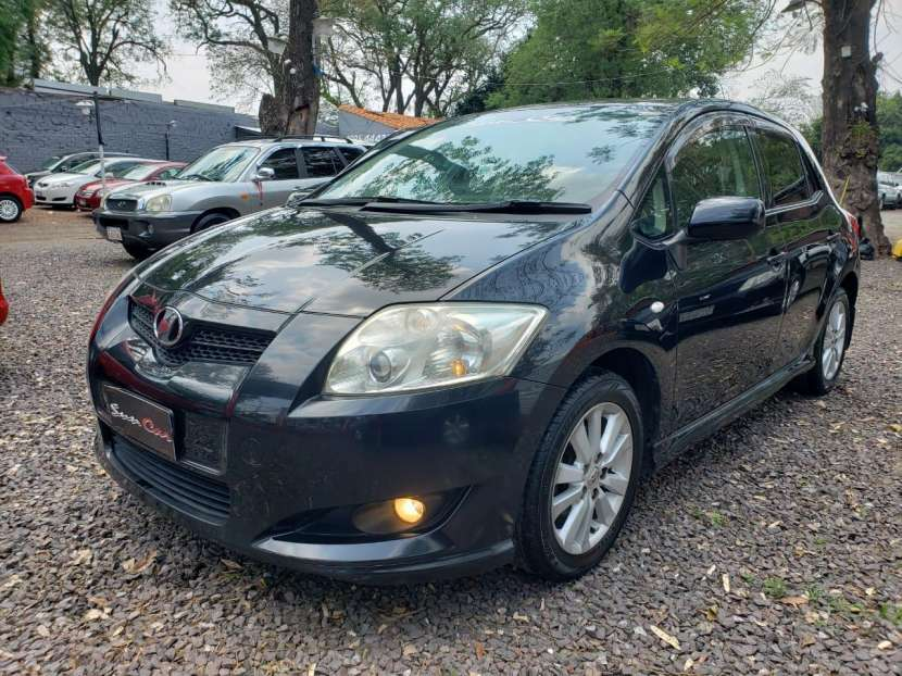 Toyota Auris 2009 - 1