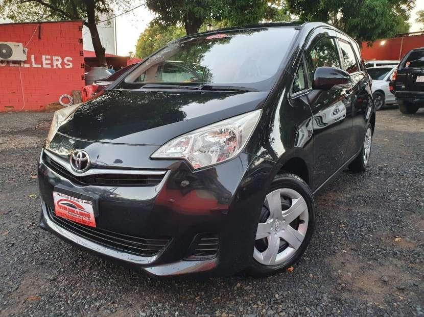 Toyota Ractis 2013 - 2
