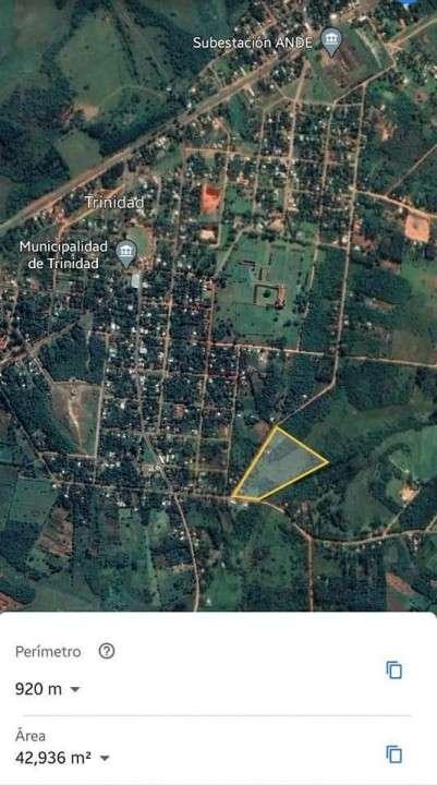 Quinta de 6 hectáreas en Trinidad Itapúa - 0