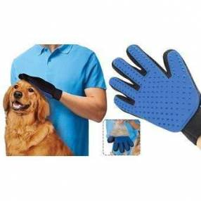 Guantes despelusador para mascotas