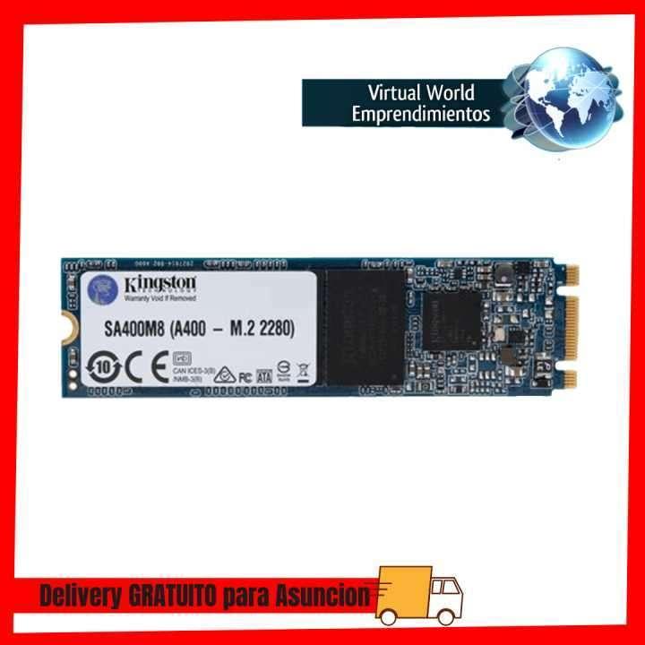 SSD M.2 Sata3 120gb Kingston - 0