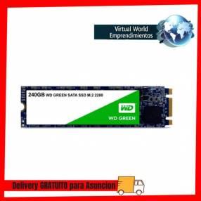 SSD M.2 Sata3 240gb Western Digital green