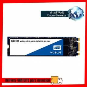 SSD M.2 Sata3 500gb Western Digital blue