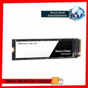 Ssd M.2 PCIE 500 gb Western Digital black