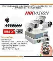 Instalación de 2 cámaras Hikvision hd