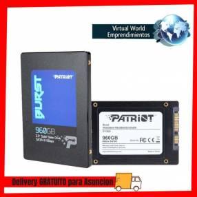 Ssd Sata3 960gb Patriot Burst
